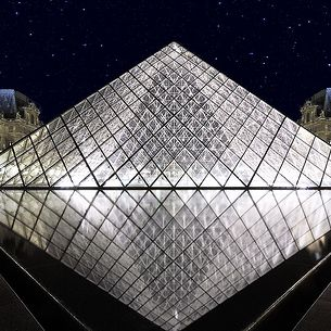 [Explore] Pyramid & Museum of the Louvre ~ Paris // France ~