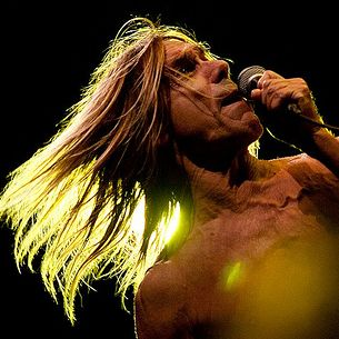 Iggy Pop & The Stooges @ Pinkpop Classic 2010